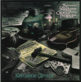 Kerosene Circuit Cover