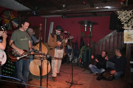 Vilnius Bluegrass Jam Session Nov 2006